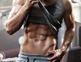Maquinas de gimnasio para abdominales
