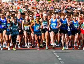 Entrenar para una maratón