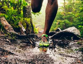 Entrenar para trail running