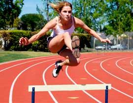 Entrenar para atletismo