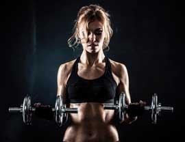Ganar fuerza física