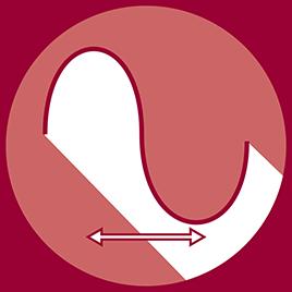 Frecuencia de vibración: 25 niveles (25-50 Hz)