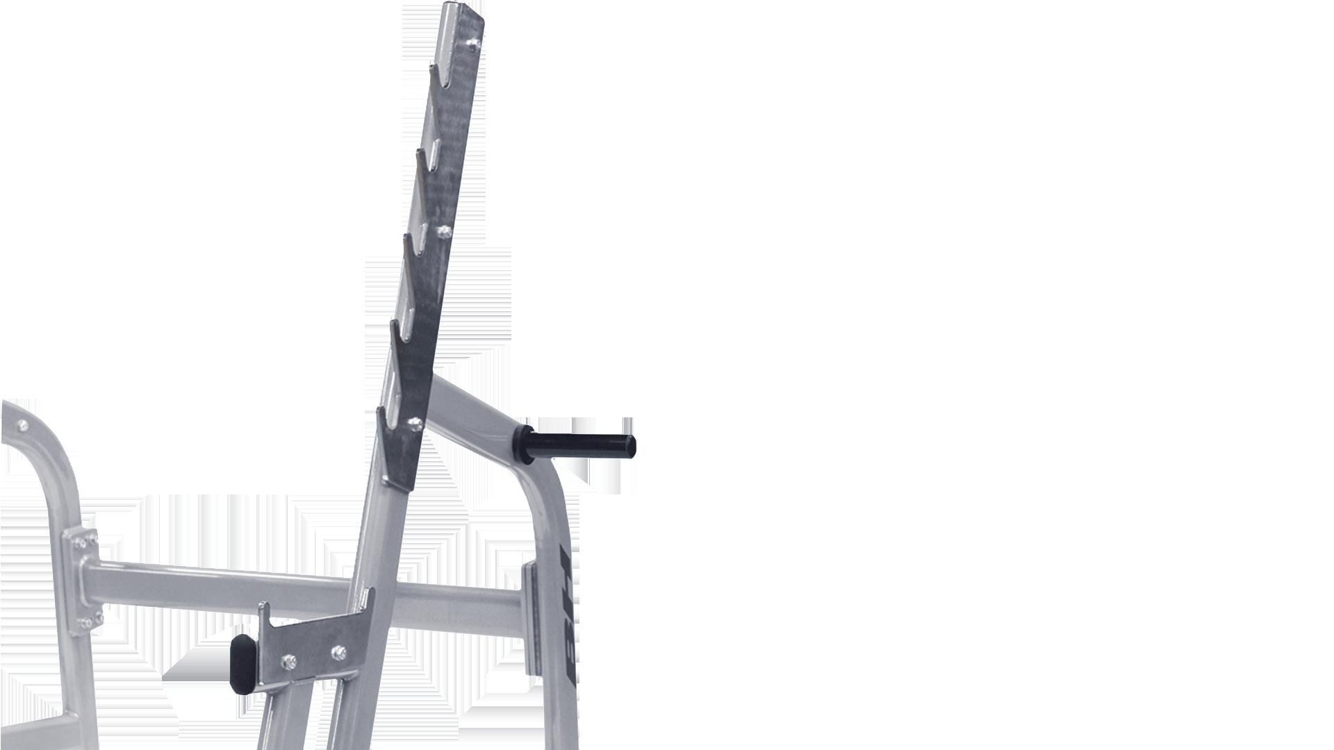 Jaula para sentadillas