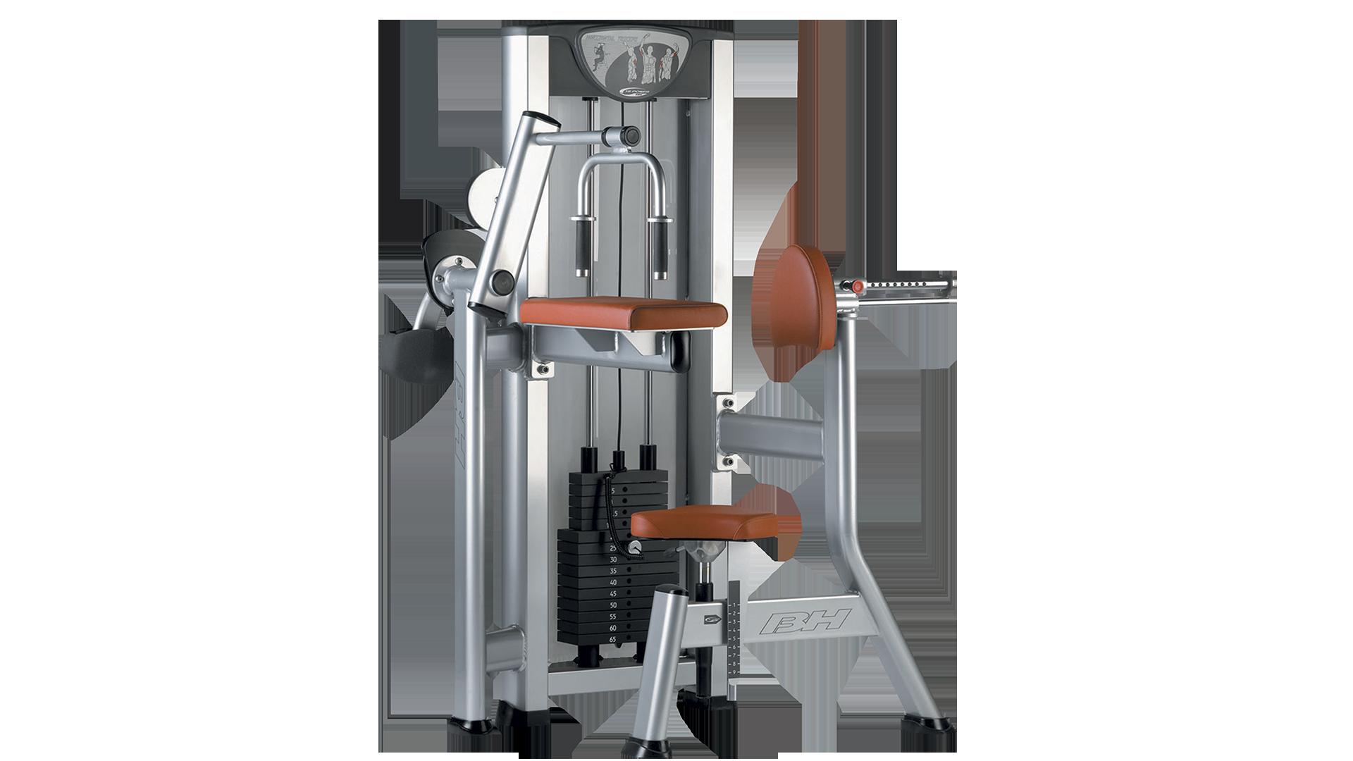 Tríceps horizontal